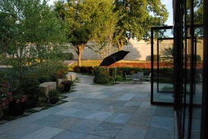 Architecture Inc. Courtyard