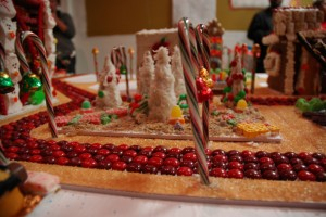 Holiday Season Officially Underway with Gingertown: Gingerbread Collaboration with a Cause