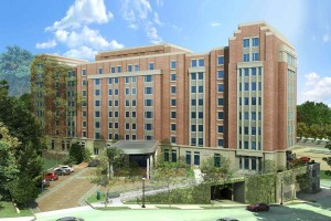 Hilton Homewood Suites Arlington